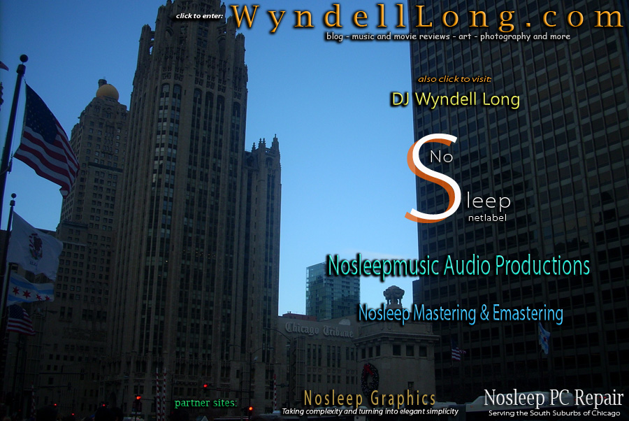 wyndell long nosleepmusic